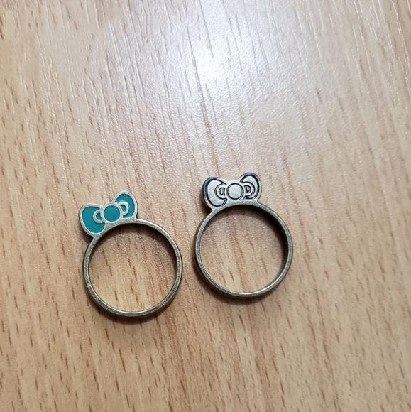 155d5fca9 Sanrio Jewelry | Best Friends Ribbon Rings | Poshmark